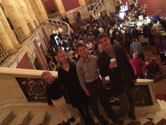 PlayhouseSquare : Great place for family-time