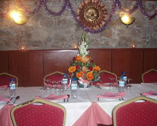 Moti Mahal: Special decoration for parties and events.