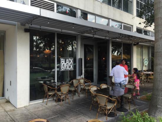 Photo of Asian Restaurant Blackbrick Chinese at 345 Ne 1st Ave #103, Miami, FL 33137, United States