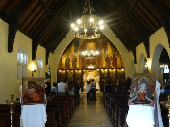 Iglesia Catolica Apostolica Ortodoxa de la Santisima Virgen Maria