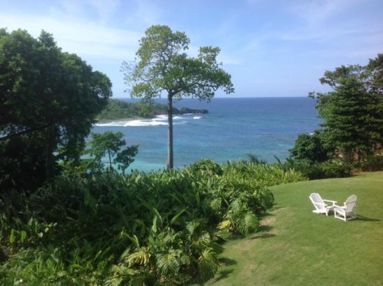 Arrowhead Birding Tours : View from room San San Bay