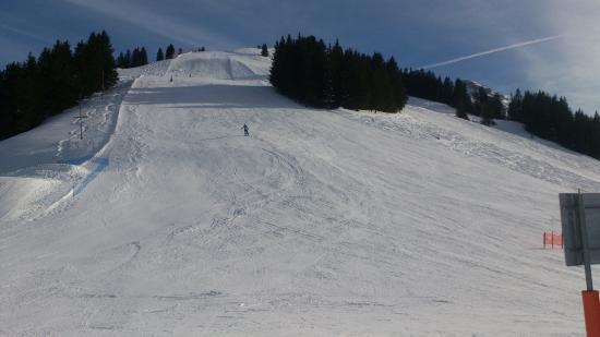 Adelboden - Skigebiet Adelboden - Skigebiet Chuenisbärgli