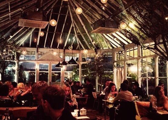 Gee's Restaurant : Beautiful Gee's