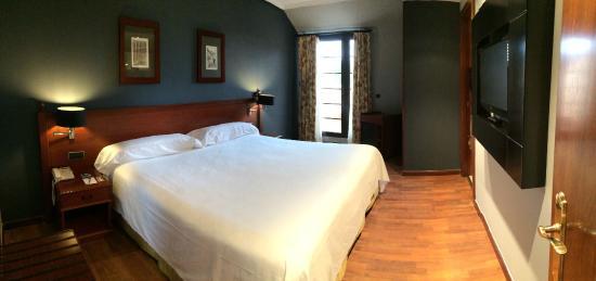 Hotel Segovia Sierra de Guadarrama: habitación