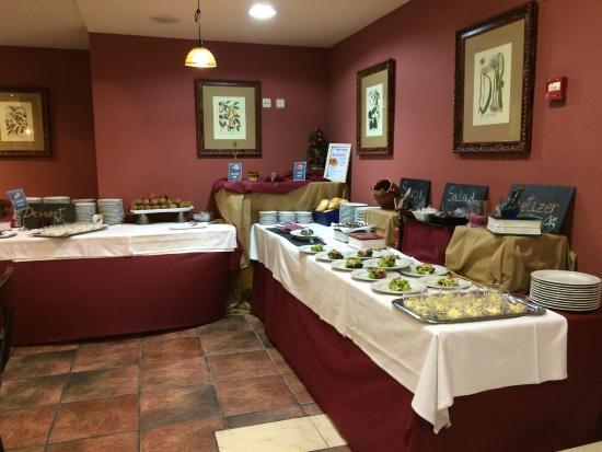 Hotel Segovia Sierra de Guadarrama: Restaurante Acueducto