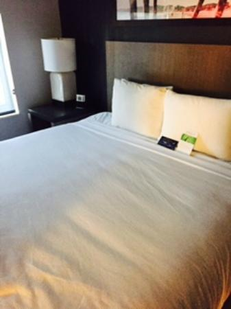 HYATT house Pleasant Hill: Comfortable beds