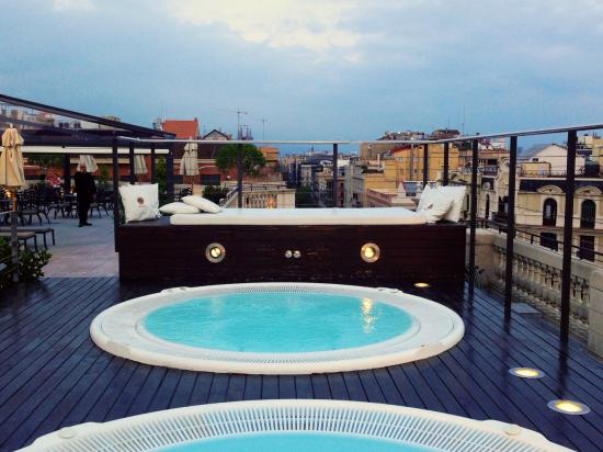 Hotels With Hot Tubs In Room Barcelona