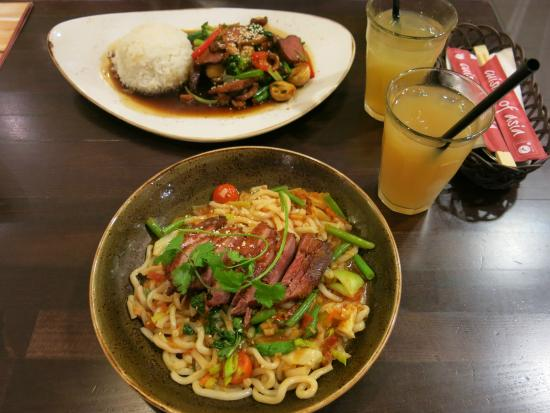 coa Asian Food & Drinks : delicioso