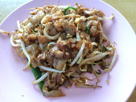 I Love You, Cafe Batu Ferringhi: Char Kway Teow