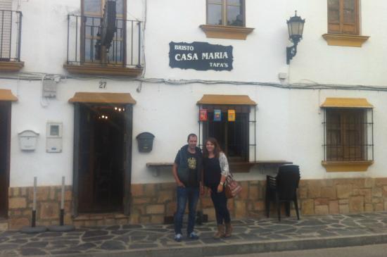 Restaurante inmejorable en ronda picture of casa maria ronda tripadvisor - Restaurante casa maria ...
