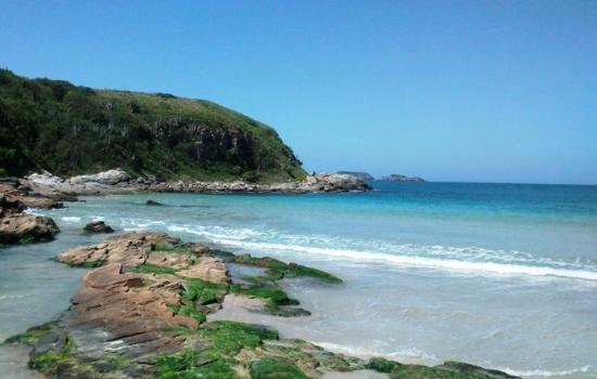 Praia das Conchas, Cabo Frio, RJ, Brasil