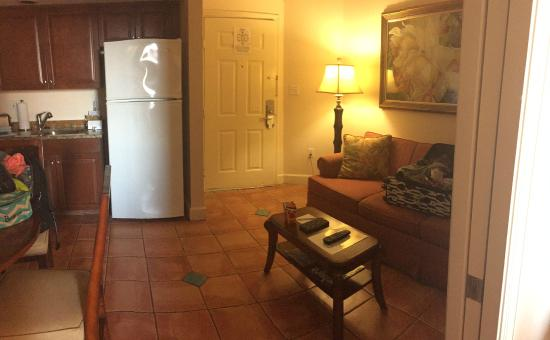 this is a panoramic view of the living room kitchen it looks bigger rh tripadvisor ie