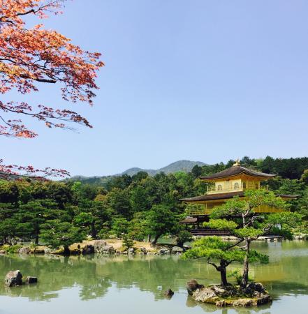 Kinkakuji Temple: Golden Pavilon