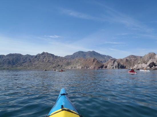 Baja Kayak Adventure Tours
