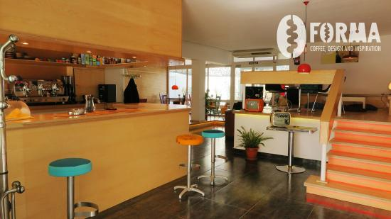 Forma Coffee, Design and Inspiration