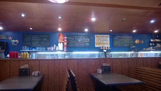 Captain Nemos: Ice cream bar 4/2015