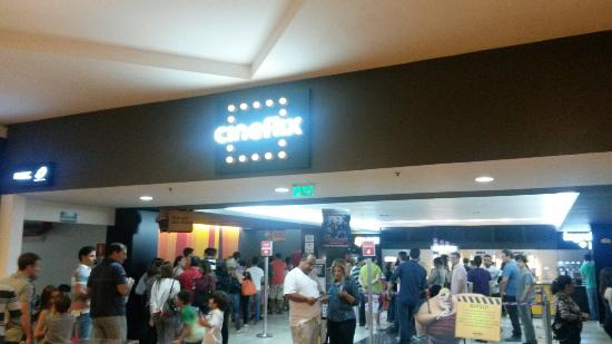 Cineflix Galleria Shopping
