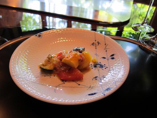 Azamino Ukai-tei: ステーキ美味しい