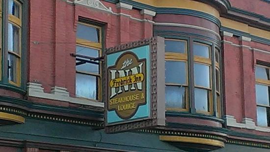 Fredrick Inn Steakhouse: Outside