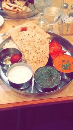 Mother India: amazing dish