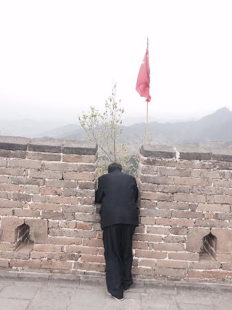 Beijing Urban Adventures - Day Tour: Great Wall - Local Man