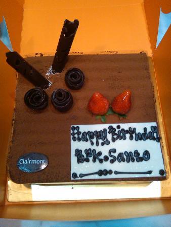 Clairmont Cakes