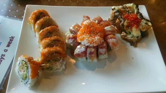 Soho Sushi Sacramento