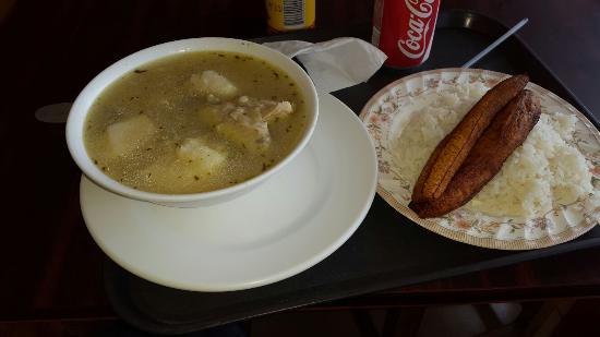 Aguadulce, Panama: Sancocho