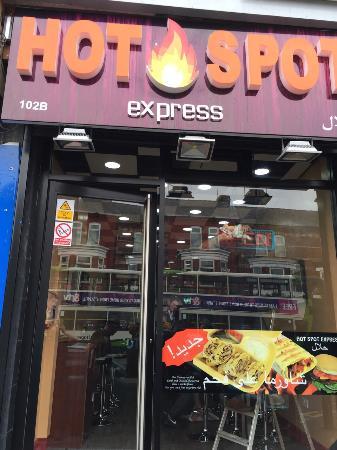 Hot Spot Express