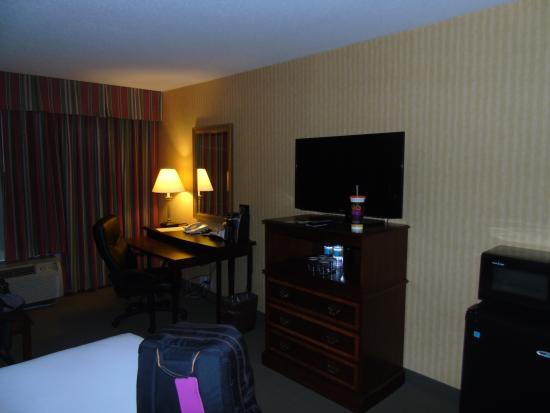 Red Lion Hotel Hartford: Executive room