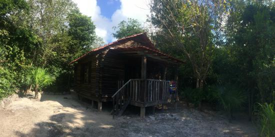 Cabañas Ecoturisticas El Chital: Room exterior