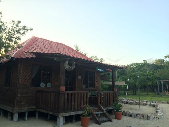 Cabañas Ecoturisticas El Chital: Restaurant
