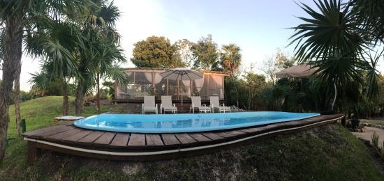 Cabañas Ecoturisticas El Chital: Pool