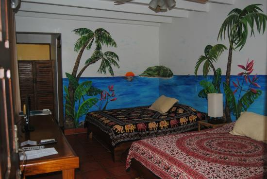 Jungle Beach Hotel At Manuel Antonio Habitacion 10 Con 2 Camas Queen