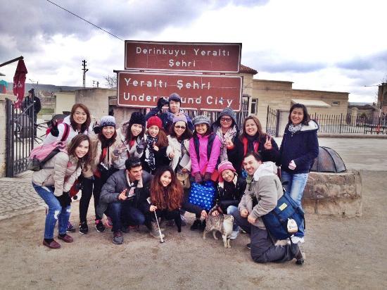 Cappadocia Stoneland Travel Turkey  Tours: Cappadocia
