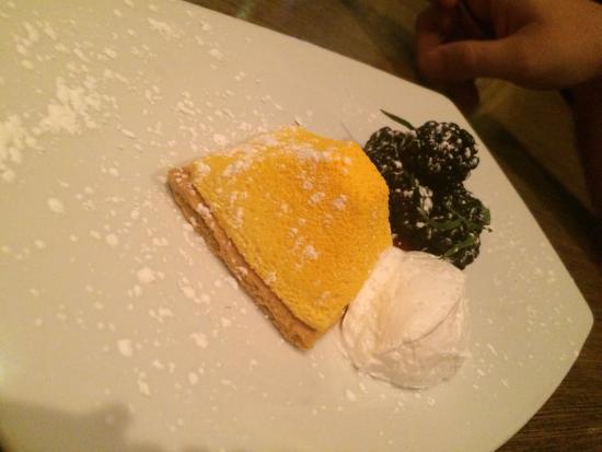Simon Restaurant & Lounge : Cheesecake
