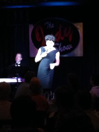 Purple Room Supper Club: The Judy Show.