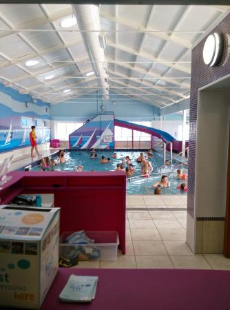 The indoor heated swimming pool picture of weymouth bay - Hotels in weymouth with swimming pool ...