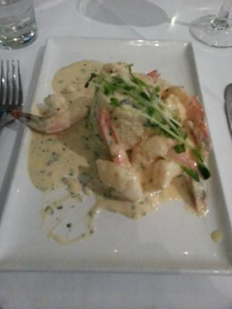 Sammy's On The Marina: Sammys Garlic Prawns