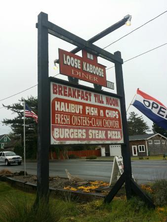 Julie's Loose Kaboose Diner