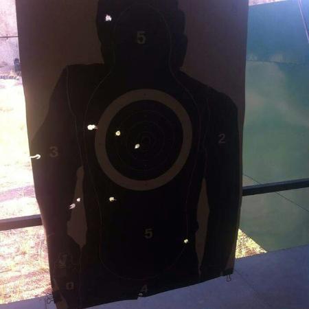 Paragon Gun Range