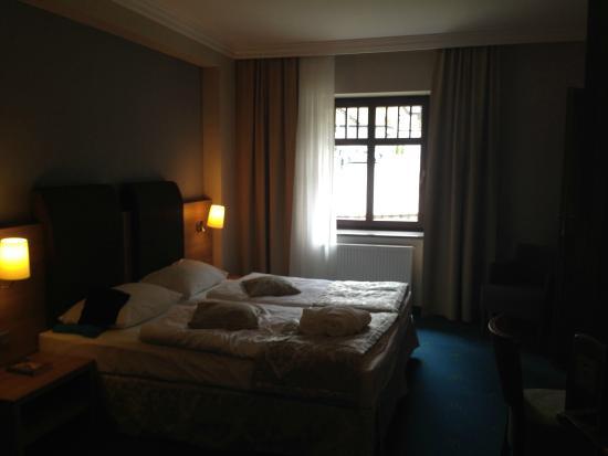 Hotel Greno: Bedroom