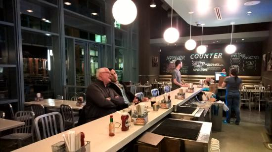 The Counter: We Dined Late
