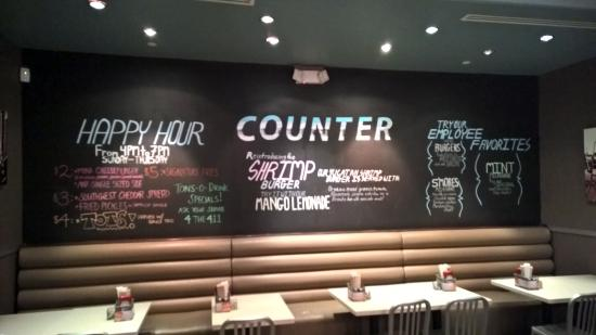 The Counter: Eat Late, Miss the Crowds