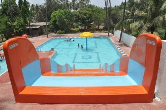 C Beach Resort Water Slide
