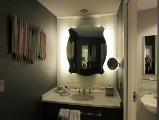 Bathroom Vanity Orlando bathroom - picture of hard rock hotel at universal orlando