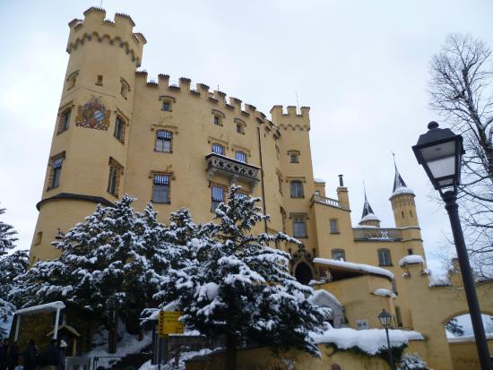 Haus Magnolia: Castello di schwangau