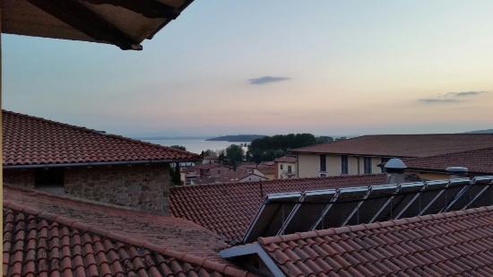 Villa Paradiso Village : Vista stanza 380 e bagno