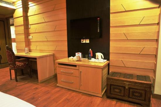 Emarald Hotel : Guest Room