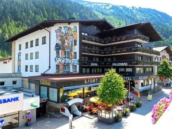 Sporthotel St Anton Updated 2017 Prices Hotel Reviews Austria Am Arlberg Tripadvisor